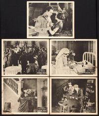 """Honor First (Fox, 1922). Lobby Cards (5) (11"""" X 14""""). Drama. ... (Total: 5 Items)"""