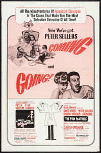 """A Shot in the Dark/The Pink Panther Combo (United Artists, R-1966). One Sheet (27"""" X 41""""). Comedy"""