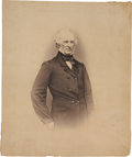 Photography:Official Photos, Cornelius Vanderbilt: Oversized Portrait....