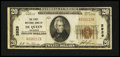 DeQueen, AR - $20 1929 Ty. 1 The First NB Ch. # 5929
