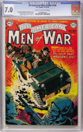 Golden Age (1938-1955):War, All-American Men of War #128 (DC, 1952) CGC FN/VF 7.0 Cream to off-white pages....
