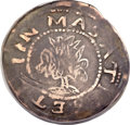 Colonials, 1652 SHILNG Willow Tree Shilling VF35 PCGS. CAC. Noe 3-E, R.7. ...