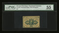 Fractional Currency:First Issue, Fr. 1240 10¢ First Issue PMG About Uncirculated 55....