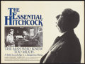 """Movie Posters:Hitchcock, The Man Who Knew Too Much (Universal, R-1983). British Quad (30"""" X 40""""). Hitchcock.. ..."""