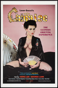 """Inside China Lee Lot (International Ventures, 1984). One Sheets (3) (27"""" X 41""""). Adult. ... (Total: 3 Items)"""