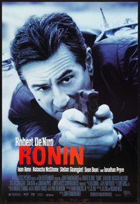 """Ronin (United Artists, 1998). One Sheet (27"""" X 40"""") DS. Crime"""