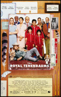 "Movie Posters:Comedy, The Royal Tenenbaums (Buena Vista, 2001). One Sheet (27"" X 40"") DSAdvance. Comedy.. ..."
