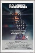 "Movie Posters:Science Fiction, Rollerball (United Artists, 1975). One Sheet (27"" X 41"") FlatFolded. Science Fiction.. ..."