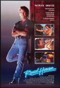 "Movie Posters:Action, Road House (United Artists, 1989). One Sheet (27"" X 40"") SS. Action.. ..."
