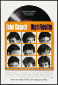 """Movie Posters:Comedy, High Fidelity (Buena Vista, 2000). One Sheet (27"""" X 40"""") DS.Comedy.. ..."""