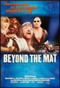 "Movie Posters:Sports, Beyond the Mat (Lions Gate, 1999). One Sheet (27"" X 40""). Sports.. ..."