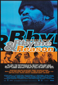 """Rhyme and Reason Lot (Miramax, 1997). One Sheets (2) (27"""" X 41"""") DS. Documentary. ... (Total: 2 Items)"""