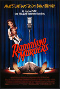 """Movie Posters:Mystery, Radioland Murders (Universal, 1994). One Sheet (27"""" X 40"""") DS.Mystery.. ..."""