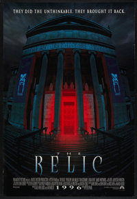 """The Relic (Paramount, 1997). One Sheets (27"""" X 40"""") DS Advance & Regular Styles. Horror. ... (Total: 2..."""