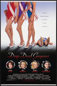 """Drop Dead Gorgeous (New Line, 1999). One Sheet (27"""" X 41"""") DS. Comedy"""