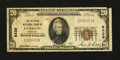 National Bank Notes:Kentucky, Glasgow, KY - $20 1929 Ty. 1 The Citizens NB Ch. # 8439. ...