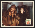 """Movie Posters:Swashbuckler, The Mark of Zorro (20th Century Fox, R-1946). Lobby Card (11"""" X14""""). Swashbuckler.. ..."""