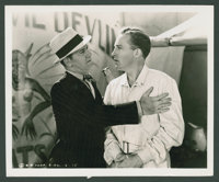 "Bing Crosby in ""Pennies From Heaven"" by Ray Jones (Columbia, 1936). Photos (2) (8"" X 10""). Musical..."