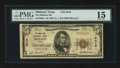 National Bank Notes:Texas, Midland, TX - $5 1929 Ty. 1 The Midland NB Ch. # 6410. ...