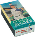 Baseball Collectibles:Others, Circa 1950's Joe DiMaggio Baseball Cleats Original Box....
