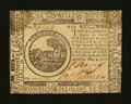 Colonial Notes:Continental Congress Issues, Continental Currency May 9, 1776 $6 New....