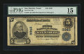National Bank Notes:Texas, San Marcos, TX - $5 1902 Plain Back Fr. 598 The First NB Ch. # 3346. ...