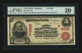 National Bank Notes:Arkansas, Little Rock, AR - $5 1902 Red Seal Fr. 587 The State NB Ch. # (S)6902. ...
