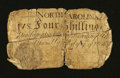 Colonial Notes:North Carolina, North Carolina March 9, 1754 4s Good....