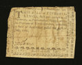 Colonial Notes:North Carolina, North Carolina July 14, 1760 5s Very Fine....