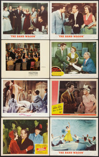 """Musical Lot (Various, 1939-1965). Lobby Cards (8) (11"""" X 14""""). Musical. ... (Total: 8 Items)"""