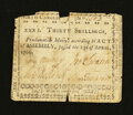 Colonial Notes:North Carolina, North Carolina April 23, 1761 30s Very Fine....