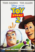"""Movie Posters:Animated, Toy Story 2 (Buena Vista, 1999). One Sheet (27"""" X 40"""") DS Advance and Mini Poster (18.5"""" X 27"""") SS Advance. Animated.. ... (Total: 2 Items)"""