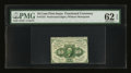Fractional Currency:First Issue, Fr. 1241 10¢ First Issue PMG Uncirculated 62 EPQ....