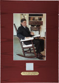 Political:Presidential Relics, John F. Kennedy: Five Substantial Strands of His Hair....