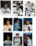 Autographs:Photos, George Brace Signed Photograph Collection Lot Of 38....