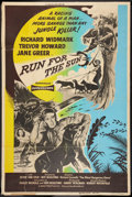 """Movie Posters:Adventure, Run for the Sun Lot (United Artists, 1956). Posters (2) (30"""" X 40"""" & 40"""" X 60""""). Adventure.. ... (Total: 2 Items)"""