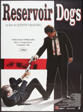 "Movie Posters:Crime, Reservoir Dogs (Metropolitan Filmexport, 1992). French Grande (46""X 62""). Crime.. ..."