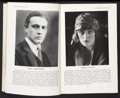 """Movie Posters:Miscellaneous, Who's Who on the Screen (Ross Publishing, 1920). Hardcover Book(5.5"""" X 8.5"""", 417 Pages). Miscellaneous.. ..."""