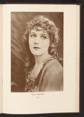 """Movie Posters:Miscellaneous, The First One Hundred Noted Men and Women of the Screen (Moffat,Yard & Co., 1920). Hardcover Book (6.25"""" x 9"""", 201 Pages). ..."""