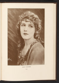 """The First One Hundred Noted Men and Women of the Screen (Moffat, Yard & Co., 1920). Hardcover Book (6.25"""" x..."""