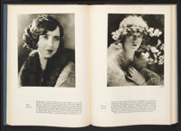 "Stars of the Photoplay (Photoplay Publishing, 1924). Hard Cover Book (8"" X 11"", Multiple Pages). Miscellaneous..."