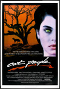 """Movie Posters:Horror, Cat People Lot (Universal, 1982). Posters (2) (40"""" X 60""""). Horror.. ... (Total: 2 Items)"""