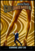 "Movie Posters:Comedy, Austin Powers in Goldmember (New Line, 2002). One Sheet (27"" X 40"")DS Advance. Comedy.. ..."
