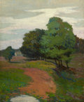 Fine Art - Painting, American:Modern  (1900 1949)  , EMIL CARLSEN (American, 1853-1932). Landscape. Oil oncanvas. 20 x 16 inches (50.8 x 40.6 cm). Signed lower right:Emi...