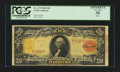 Large Size:Gold Certificates, Fr. 1179 $20 1905 Gold Certificate PCGS Apparent Very Fine 35....
