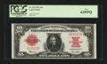 Large Size:Legal Tender Notes, Fr. 123 $10 1923 Legal Tender PCGS New 62PPQ....
