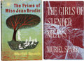 Books:First Editions, Muriel Spark. Two First Editions, including: The Prime of MissJean Brodie. London: Macmillan & Co., 1961. First edi...(Total: 2 Items)
