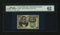 Fractional Currency:Fifth Issue, Fr. 1264 10¢ Fifth Issue PMG Uncirculated 62....