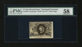 Fractional Currency:Second Issue, Fr. 1235 5¢ Second Issue PMG Choice About Unc 58....