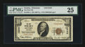 National Bank Notes:Arkansas, Gentry, AR - $10 1929 Ty. 1 The First NB Ch. # 12340. ...